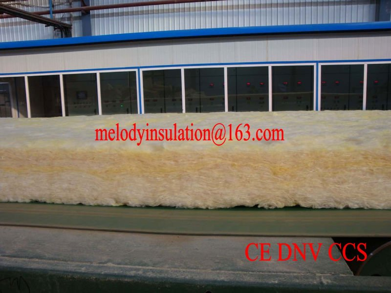 Glass Wool Duct Wrap (CE, DNV, ISO)