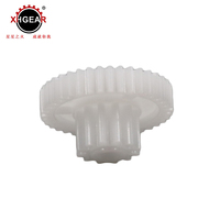 Complete production line thread toy plastic spur gear manufactures with internal