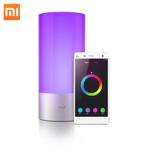 Xiaomi Mi App smart dimmable changing color modern table touch lamp