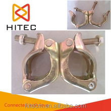 BS 1139 pressed SWIVEL COUPLER MADE IN CHINA SCAFFOLDING COUPLERS