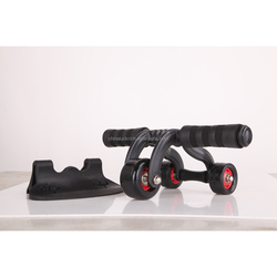 Ab Tri-wheel Fitness Roller Abdominal Exercise Equipment