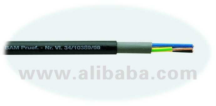 Low Voltage Cable 0,6/1 kV (NYYOEK)