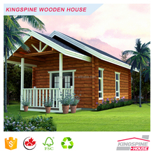 Low cost cheap wooden house with low price KPL-001