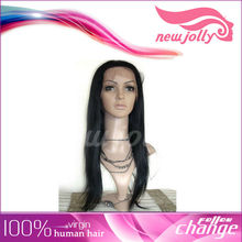 100% remy brazilian human hair top closure lace wigs lace front wigs
