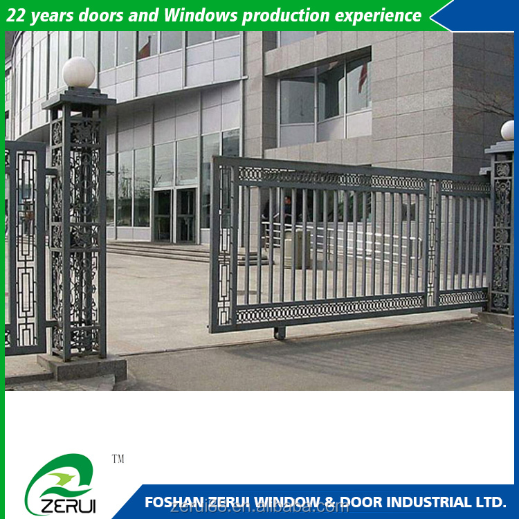With wheels paints for iron gate from alibaba store with high quality