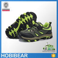 HOBIBEA 2015 flexible multifunctional boys velcro trainers sports running shoes for kids