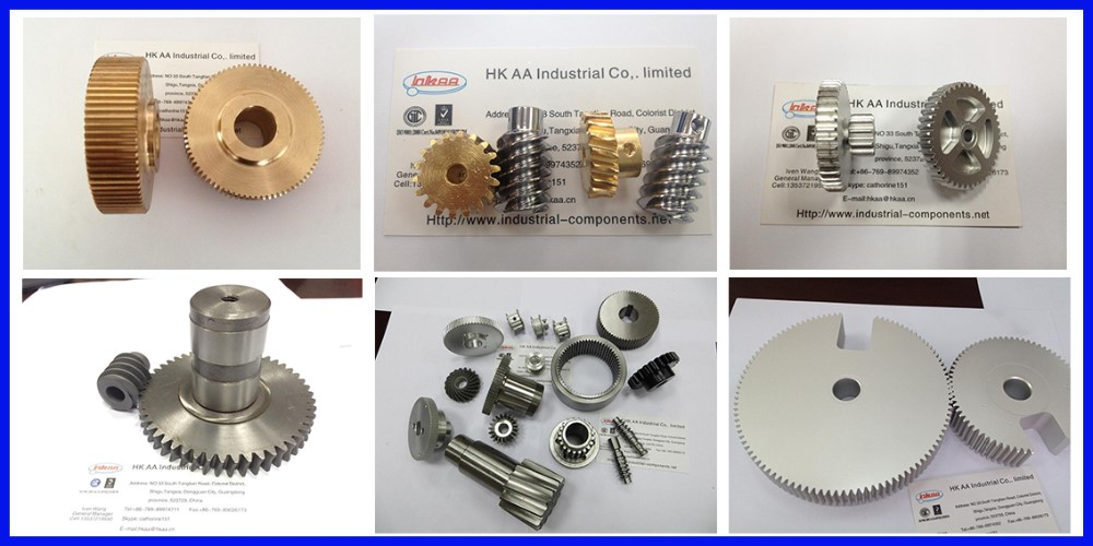 High precision brass bevel gear industrial transmission pinion bevel gear