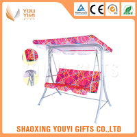 TOP SALE BEST PRICE!! Professional custom design double swing seat