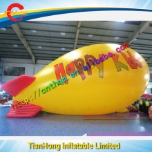 helium inflatable airship for sale/high quality advertising inflatable