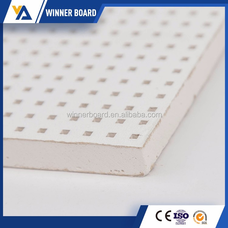 Fireproof Painted Wood Wool Acoustic Panel;aspen Wood Fiber Cement Acoustic Board