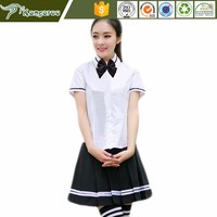 KU065 Carmy Models Of School Girl Uniform Skirts Frock