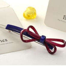 Yiwu Factory Wholesale fancy Hair Barrette for Women Girls High Quality Cellulose Acetate Hair Clip Pins