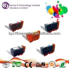 For Canon Compatible ink cartridge PGI520 CLI521,triple quality tests.