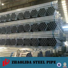 36 inch steel pipe ! new style sonic logging tube hot deep galvanized pipe steel tube