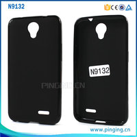 high quality Matte Pudding mobile phone Soft Gel Case TPU back Cover case for ZTE Prestige N9132