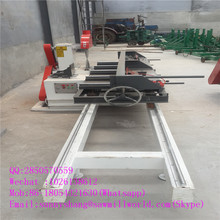 Used sliding table saw circular sawmill machine for sale