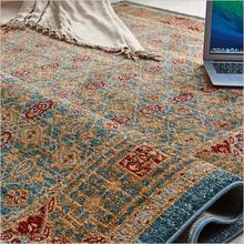 Machine made bedroom retro classic persian carpet