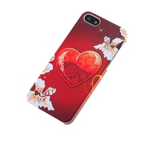 Economic hotsell mobile phone case for iphone5 accessory