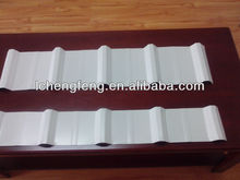 Prepainted White Corrugated Galvanized Steel Roofing Sheet