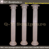 Cheap Resin Round Hollow Columns,Resin Roman Columns