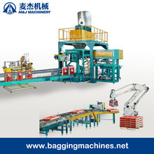 fully automatic flour packing machine, grain packing bagging machine for 10kg, 25kg, 50kg