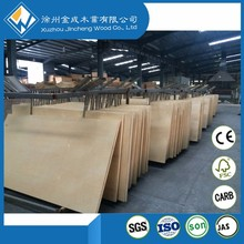 UV finished laminated commercial furniture 12mm 15mm 18mm birch plywood