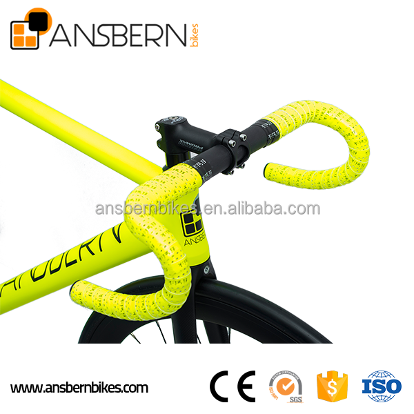 700C 6061 Aluminum Aero Fixie Fixed Gear Bike Single Speed Bike ASB-FG-A10 china product auto bike