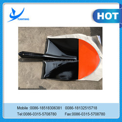 low price round pointed dustpan shovel