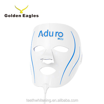 Aduro Blue Light Anti Acne Mask phototherapy face mask
