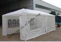 party tent 3x6 assemble garden gazebo 3x6 wedding tent 3x6