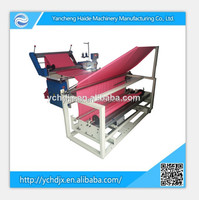 fabric winding machine