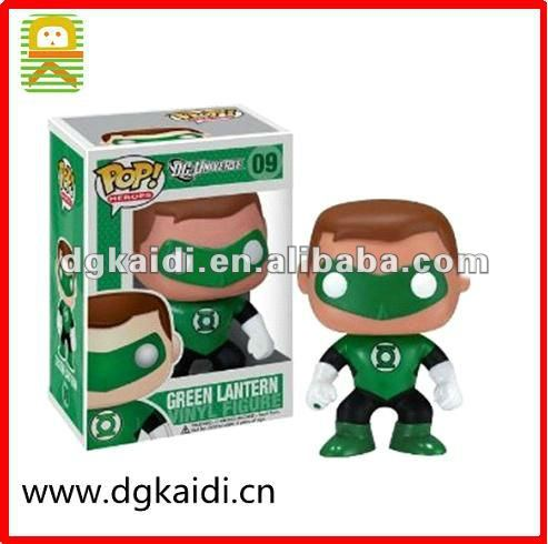 Green Lantern Pop Heroes Figure