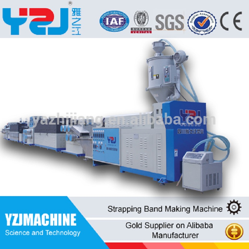 strips extruder pet strap production line