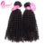 Wholesale Unprocessed 10A Virgin Burmese Kinky Curly Human Hair From Very Young Girls