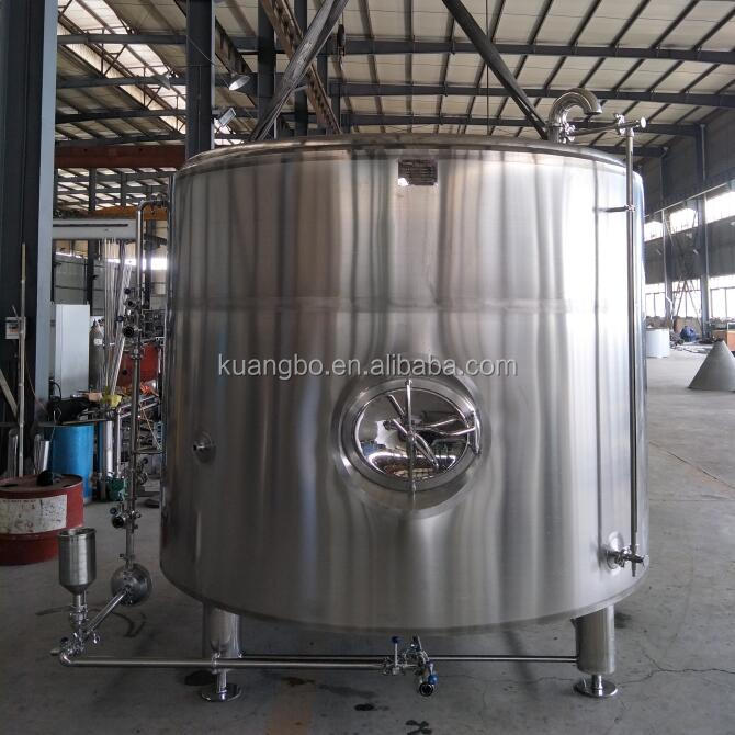 Stainless steel water cooling storage tank price