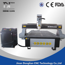 2017 High efficiency low energy consumption router cnc, wood cnc router