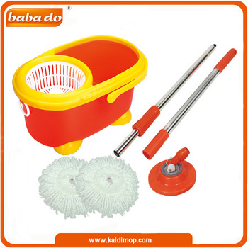 easy wring cleaning spin mop 360 parts