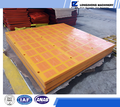 High precision LZZG polyurethane screen mesh for sand and mining sieving