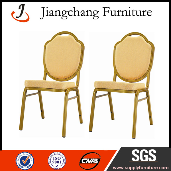Upholstery Fabric Dining Room Chair For Banquet JC-L259