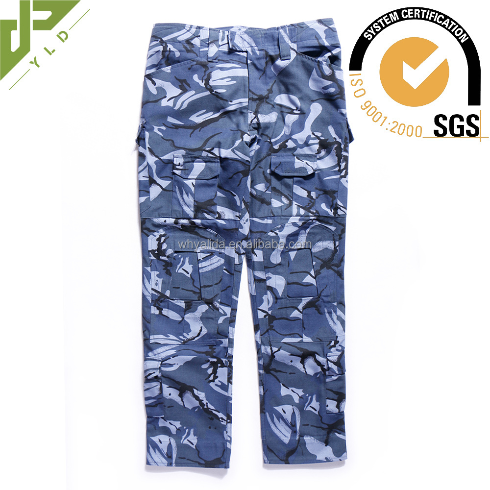 ocean camouflage combat british army trousers