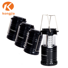 2017 Amazon hot sell ABS plastic material 30 ultra bright led lantern