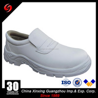 Light Weight Micro-fiber Leather Dual-density PU Outsole Hard Work Steel Toe Safety Boots