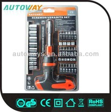 29PCS long screwdriver bit set