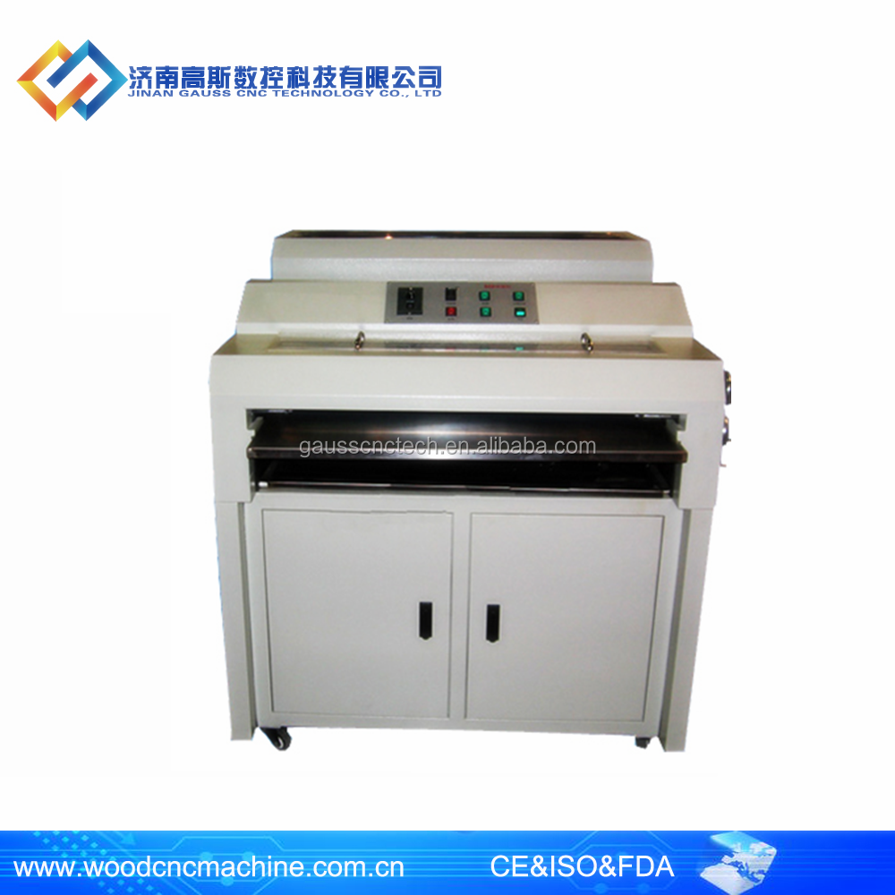 roll to roll automatic uv spray coating machine UV coating printing machine price