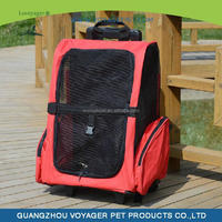 Fashion cozy dog carriers for outdoor activities