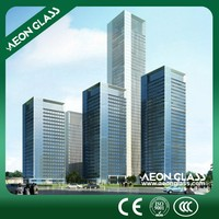 Innovative Design Fabrication and Engineering - Semi-hidden Frame Curtain Wall