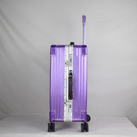 Eco Friendly Abs Pc Luggage 20
