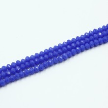 Xyer high quality Glass seed Beads with round hole