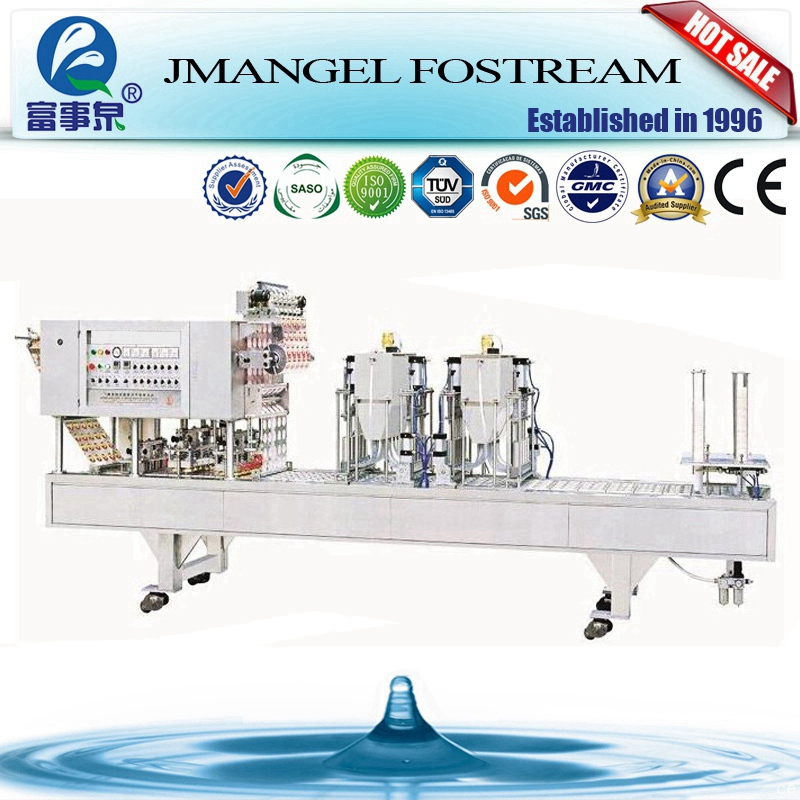 New Generation Automatic Tube Cup Sealing Machine