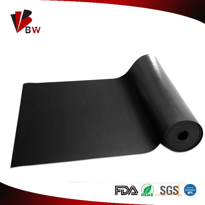SBR/ NBR/ EPDM rubber sheet